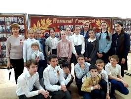 Мы память русскую храним